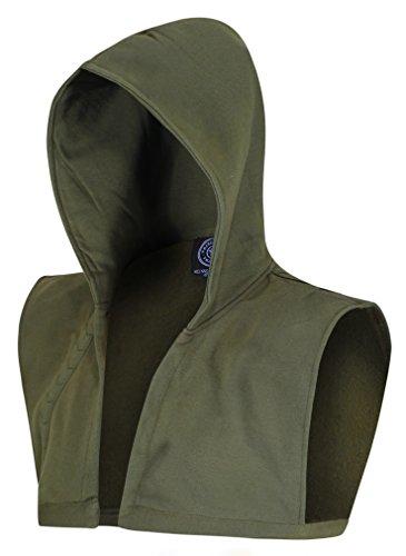 The Cosplay Company Green Arrow Hood (Green), Medium