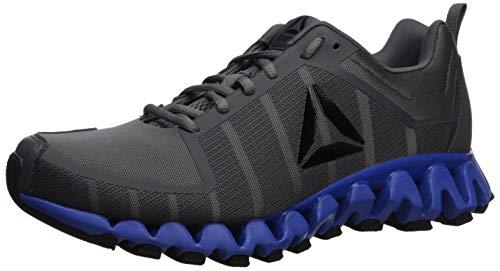 Reebok Men's ZigWild Tr 5.0 Running Shoe alloy/trek grey/black 7.5 M US