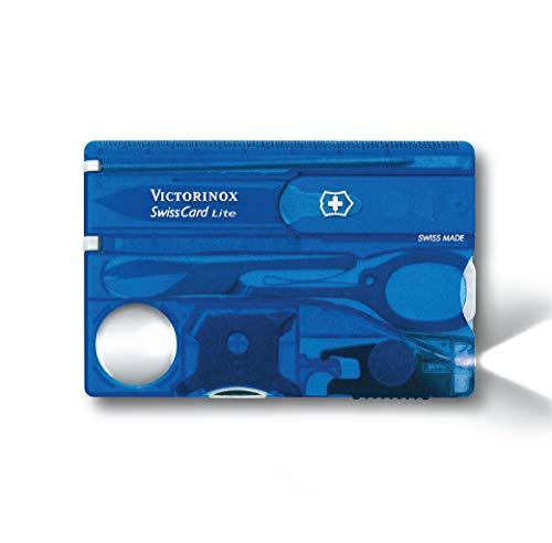 SwissCard, Lite Saphir transparent