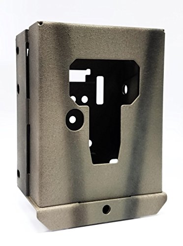 CAMLOCKbox Security Box Compatible with Covert Code Black LTE 5717 and Blackhawk LTE 5724 Trail Cameras