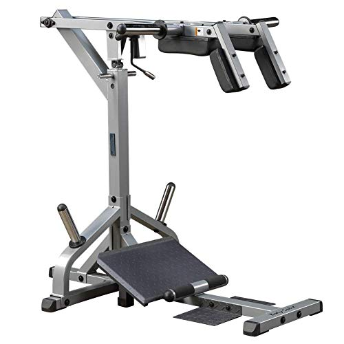 Body-Solid Leverage Squat and Calf Raise Machine (GSCL360)