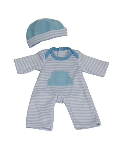 JC Toys Blue Romper (up to 11')