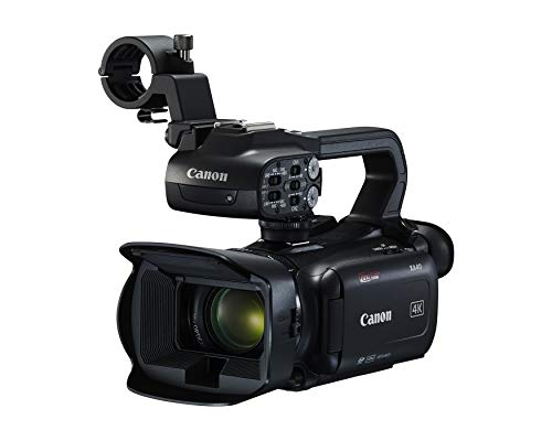 Canon XA40 Professional Video Camcorder, Black