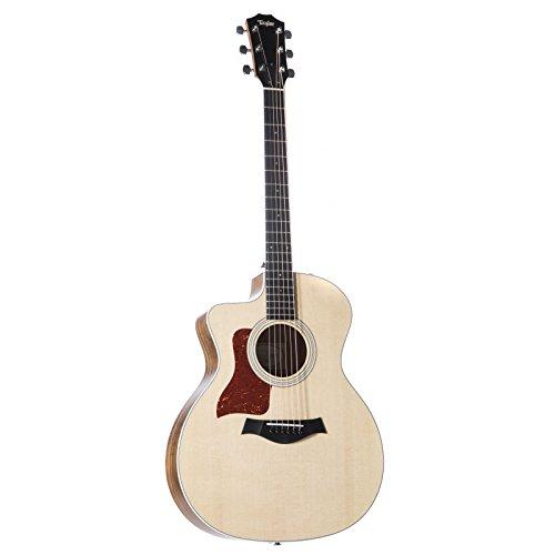 Taylor Guitars 214ce Grand Auditorium Left-Handed Acoustic-Electric Guitar