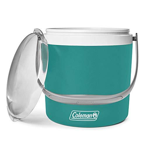 Coleman 9-Quart Party Circle Cooler, Seafoam