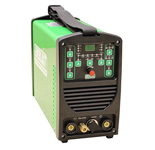 2019 EVERLAST PowerARC 161 HF TIG Stick IGBT Welder 110/220 Dual Voltage