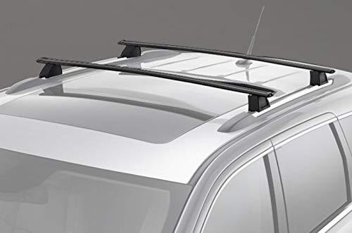 BRIGHTLINES Crossbars Roof Racks Luggage Racks Replacement for 2011-2021 Jeep Grand Cherokee