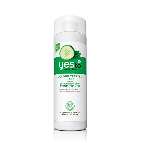 Yes To Cucumbers Colour Protect Conditioner 500 ml by Yes To