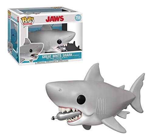 Funko Pop! Movies: Jaws - Jaws with Diving Tank 6'