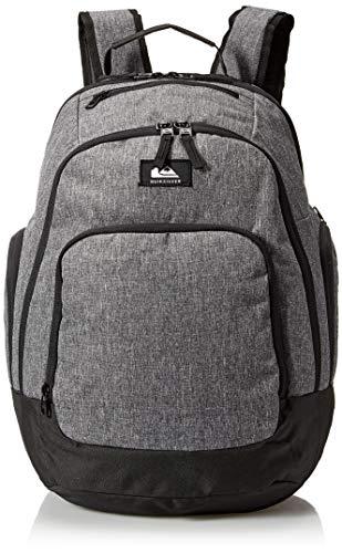 Quiksilver Men's 1969 Special School Backpack with Laptop Sleeve, light grey heather, 1SZ