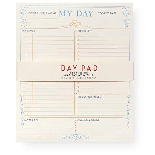 Karen Adams Notepad My Day Pad