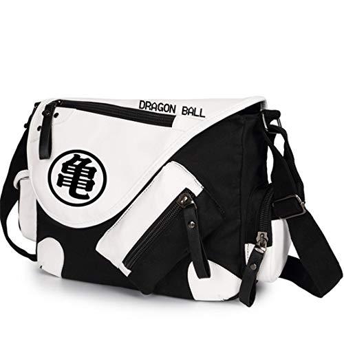 GO2COSY Anime Dragon Ball Z Messenger Bag Crossbody Handbag Backpack Student Bag Shoulder Bag