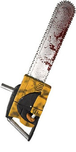 Rubie's Texas Chainsaw Massacre Leatherface 27' Chainsaw