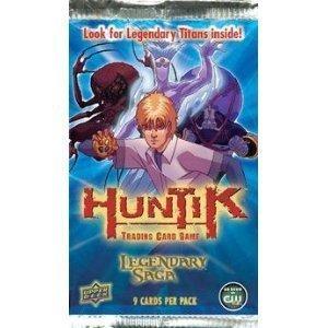 Upper Deck Huntik Legendary Saga