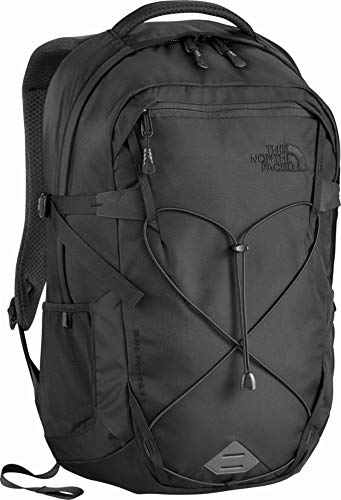 The North Face Men's Solid State Laptop Backpack, TNF Black/TNF Black