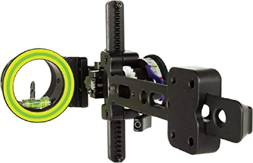 Spot Hogg Fast Eddie XL Long Bar Wrapped Bow Sight Double 2-Pin .019 Right Hand