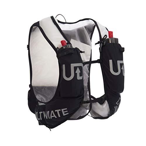 Ultimate Direction Men's Halo Ultra Running Vest, Black, Medium