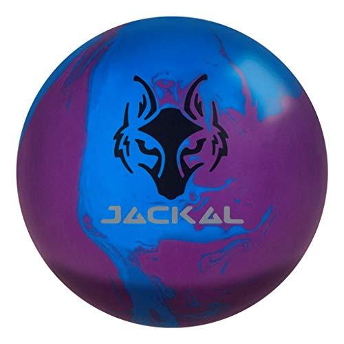 Motiv Alpha Jackal Bowling Ball 14lbs, Blue/Purple