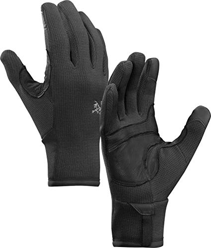 Arc'teryx Rivet Glove (Black, Large)