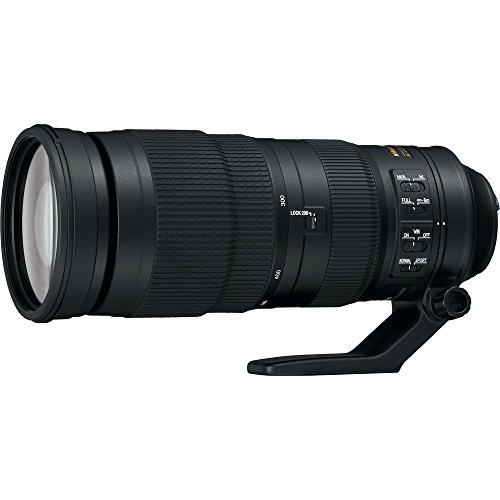 Nikon 200-500mm f/5.6E ED VR AF-S NIKKOR Zoom Lens Nikon Digital SLR Cameras – (Renewed)