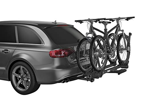 Thule T2 Pro XT 2 Hitch Bike Rack (2'), Black, Model:9034XTB