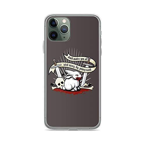 Phone Case The Rabbit of Caerbannog, Monty Python 11 Oz Novelty Ceramic Coffee, Funny Compatible with iPhone 6(+/S/S+) 7/+ 8/+ X,XS,XR,XS-MAX 11(Pro,Pro Max) cb SS S9/Plus S10/Plus S20/Plus/Ultra