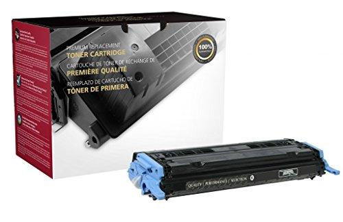 Compatible Black Toner Cartridge for HP Q6000A HP 124A