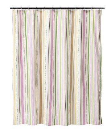 Circo Love n Nature Stripe Shower Curtain - 72x72'