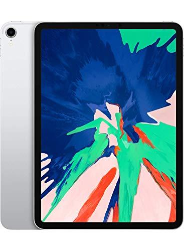 Apple iPad Pro 2018 (11-inch, Wi-Fi, 64GB) - Silver (Renewed)