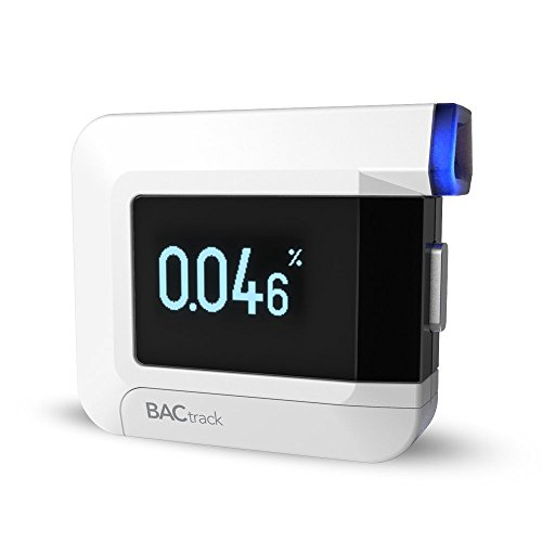 BACtrack C8 Breathalyzer | Professional-Grade Accuracy | Optional Wireless Smartphone Connectivity | Compatible w/ Apple iPhone, Google & Samsung Android Devices | Apple HealthKit Integration