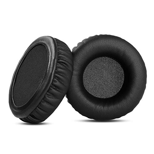 1 Pair Ear Pads Cushions Compatible with Microsoft LifeChat LX-6000 LX6000 Headset Replacement Earpads Earmuffs