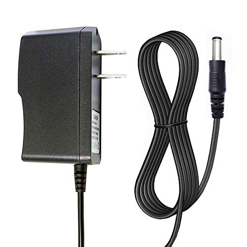 iCreatin 6V Power Cord AC Adapter for ProForm Elliptical: Power Supply Smart Strider 480 490 500 600 LE, 390 395 475 510 E, 510 EX, 400 700 Cardio Cross Trainer Exercise Bike