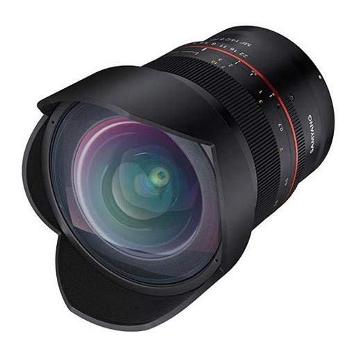 Samyang 14mm F2.8 Ultra Wide Angle Weather Sealed Lens for Canon R Mirrorless Cameras