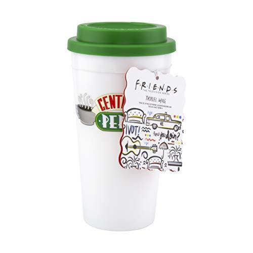 Friends TV Show Coffee Mug, Central Perk Travel Mug