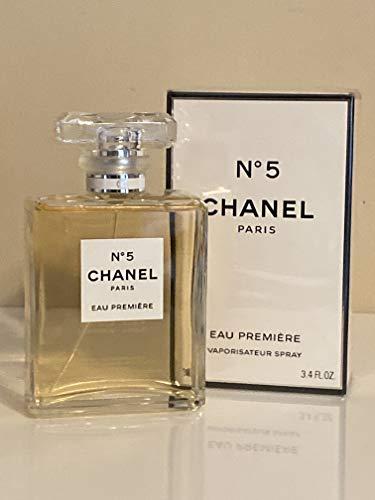 Chânél No. 5 by Chânél Eau De Parfum Premiere Spray 3.4 oz for Women