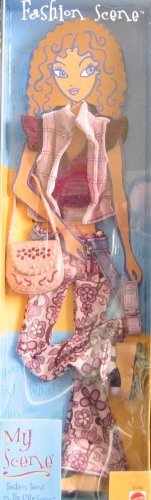 Barbie My Scene Fashions & Accessories For Madison & My Scene Fashion Dolls (2002)