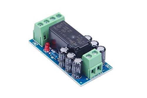 LM YN LM YN Battery Emergency Switch Control Module DC12V Max 150W Power Failure Automatically Switches to Backup Battery Suitable for Network Equipment, Electrical Equipment etc.