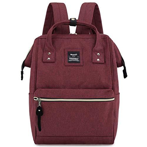 Himawari Travel Backpack Laptop Backpack Large Diaper Bag Doctor Bag Backpack School Backpack for Women&Men(Y1-VMB2-JPZX)