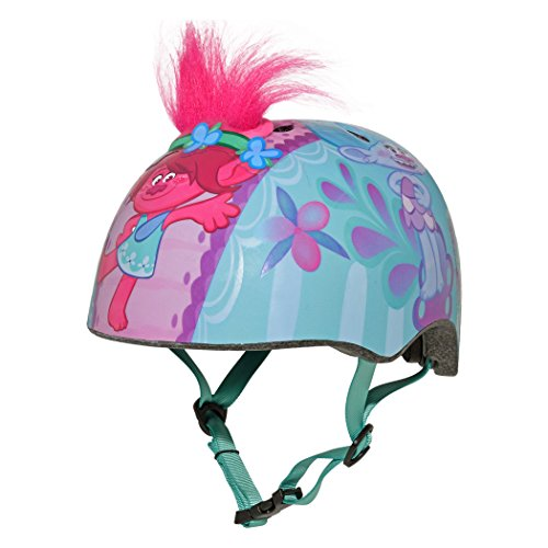Bell 8051997 Trolls Poppy & Friends Toddler Multisport Helmet