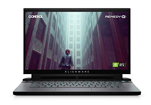 Alienware New M15 Gaming Laptop, 15.6' 144hz FHD Display, Intel Core i7-9750H, NVIDIA RTX 2060 6GB, 512GB SSD, 16GB RAM, AWYA15-7947BLK-PUS (Renewed)