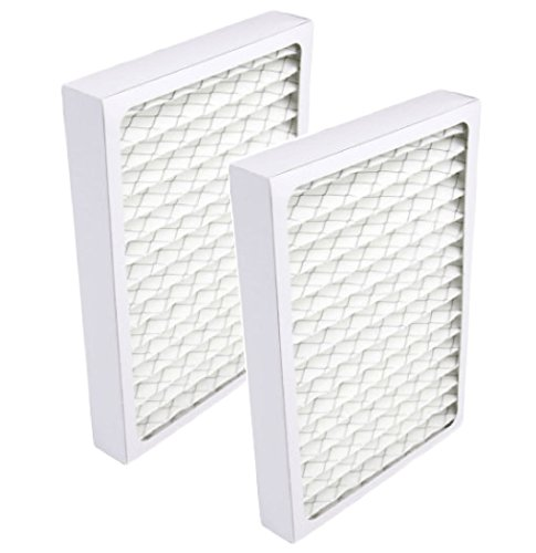 Nispira HEPA Filter Replacement Compatible with Hunter Part 30928 HEPAtech Air Purfiers, 2 Filters
