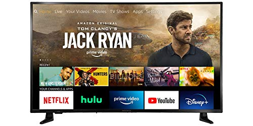 Insignia NS-43DF710NA21 43-inch Smart 4K UHD - Fire TV, Released 2020