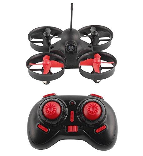 Xiangtat Poke FPV 5.8G 25mW Camera Headless Mode Indoor Mini Racing Drone Quadcopter RTF