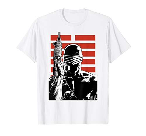 G.I. Joe Snake Eyes Portrait T-Shirt
