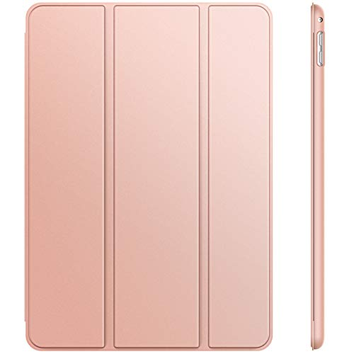 JETech Case for iPad Mini 4, Smart Cover with Auto Sleep/Wake, Rose Gold
