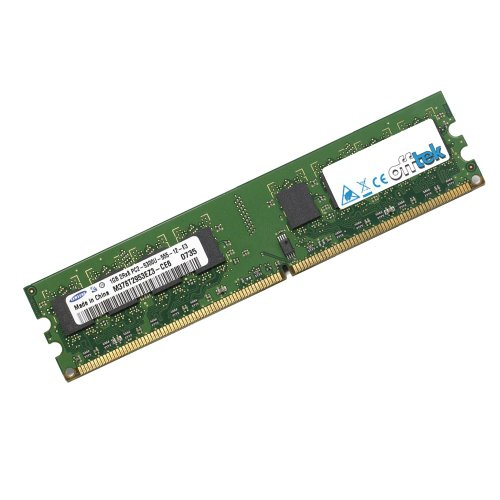 2GB RAM Memory for HP-Compaq Pavilion Slimline S5510f (DDR2-6400 - Non-ECC) - Desktop Memory Upgrade