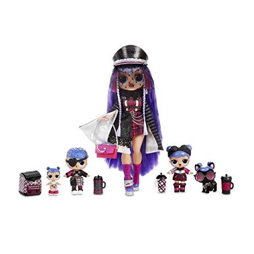 L.O.L. Surprise! Winter Disco Bigger Surprise includes O.M.G. Fashion Doll (Amazon Exclusive)