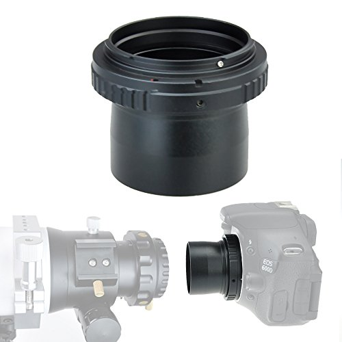 """2inch Telescope Camera Adapter for Nikon SLR Camera -Large Clear Aperture - with 2"""" Filter Threads"""