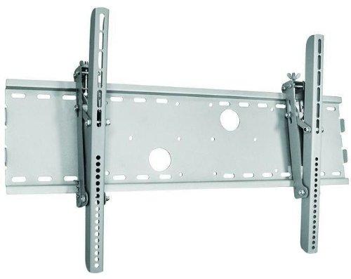 Silver Tilt/Tilting Wall Mount Bracket for Sony PFM-42V1 Plasma HDTV TV/Television