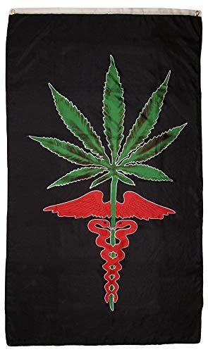 Medical Marijuana 3x5 ft Polyester Flag